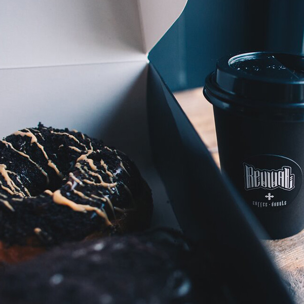 REVIVAL COFFEE & DONUTS